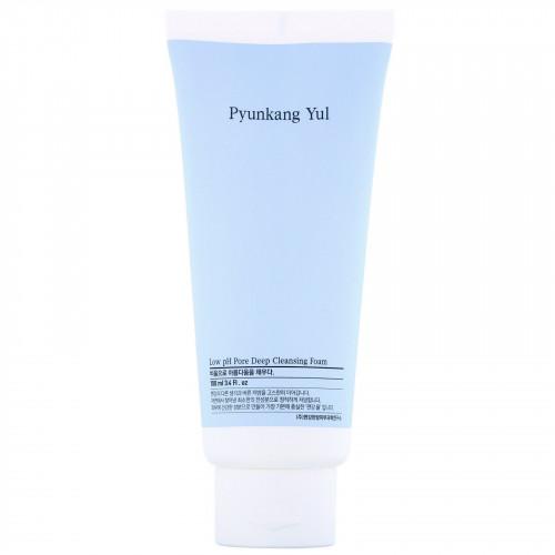 "Пенка ""Обновление"" Pyunkang yul Low pH Pore Deep Cleansing Foam 100мл"