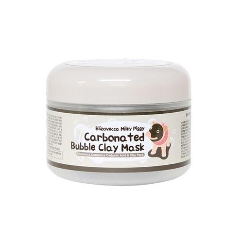 Очищающая кислородная маска Elizavecca Carbonated Bubble Clay Mask 100мл